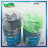 High Tension Dental Flosser Mint Floss Toothpick Floss Pick