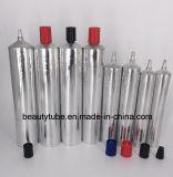 Chemical Acid Aquarium RTV Silicone Adhesive Packaging Aluminum Tubes