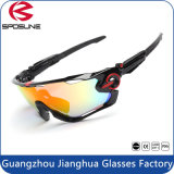 Wholesale Full Vintage Fashion Style Sport Sun Glasses Cheap Promotional UV400 Protection Cycling Riding Sunglasses