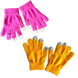 Cheap Blank iPhone Touchscreen Knitted Glove (JRAC040)