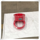 Red Polyurethane V Belt for Driving