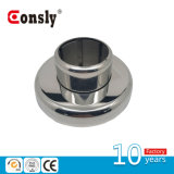 Stainless Steel Round Type Base Plate for Handrail System