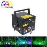 Dt40K 8W Green Laser Light Projector DJ Show Event