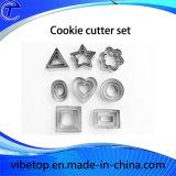 Heart Shape Aluminum Bakeware Cake Mold (CM-54)