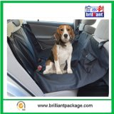 Waterproof Hammock Back Seat Cover with Two Pocekts/Folding Dog Cushion/Pet Supply