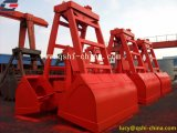 High Quality Hydraulic Clamshell Grab Bucket for 20t Excavator Remote Control Grabs
