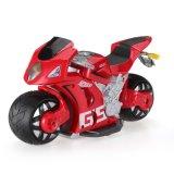 14279-2.4GHz 1/8 4D Motor System High Simulated Gravity Sensor 180&Deg Drifting RC Motorcycle Car