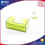 China Manufacturer Supply Wholesale Acrylic Paper Box