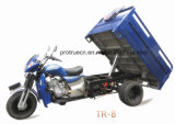 200cc Cargo Tricycle with Hydraulic Dump/5 Wheel Motorcycle (TR-8)
