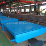 Ce Warehouse Stationary Hydraulic Dock Leveler Loading Ramp for Forklift