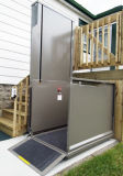 Outdoor Barrier-Free Wheelchair Lift (VWL)