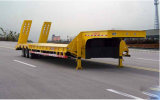 China Cheap 2axle/3axle Low Bed Semitrailer