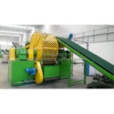 Tire Shredder, Tyre Recycling Equipment