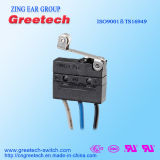 Global Safety Approved 6A 125/250VAC Microswitch