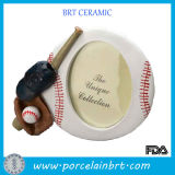 Novel Home Decro Baseball Picture Frame Moulding
