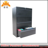 800-900mm Wide Sale in UK Side A3 Jumbo Standard Steel 4 Drawer Lateral Cabinets Office Metal Filing Cabinet