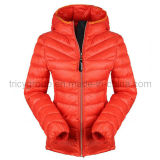 China Custom Down Jacket/Beautiful Women Down Jacket/ Ladies ...