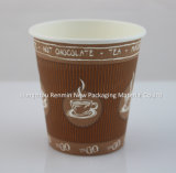 Cold Drink Tea Disposable Plastic Cup for Coffee