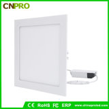 Qiaya 18W LED Panel Square Light Ceiling Downlight Lamp