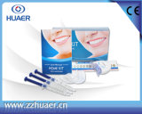 Non Peroxide or Free Peroxide Teeth Whitening Kit with LED Light