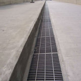 Heavy Duty Galvanized Steel Trench Cover Grating