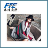 Scarves & Wrap Double-Side in Stock Cashmere Women′s Hijab Scarf