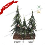 25cm Wholesale Christmas Outdoor Decoration Craft