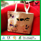 Promotional Recyclable Shopping Cotton Road Bag
