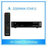 New Arrival Zgemma-Star S Linux OS Based DVB-S2 Satellite TV Receiver with IPTV Streaming Server