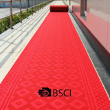 Anti-Slip Non Skid Non Slip Luxury Thick Heavy Flooring Red Carpets