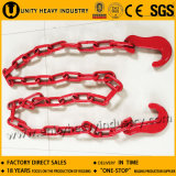 Forged Lashing Chain with Ratchet