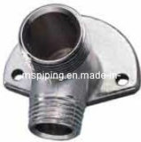 Screw Fittings for Multilayer Pipes Wall Plated Elbow 3