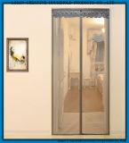 Magnetic Door Screen Hands Free Mesh Door Mesh Door with Magnets