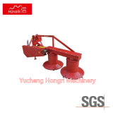 Tractor Mounted Pto Driven Drum Cutter for Garden/Field