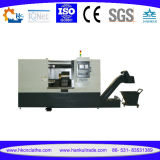Ck63L CNC Turning Center with 30 Degree Machine Body Structure