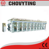 Rotogravure Plastic Film Printing Machine