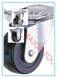 Heavy Duty Industrial Swivel and Fixed Caster PU or Rubber Wheel