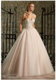 2016 Ball Gown Bridal Wedding Dresses (WD2716)