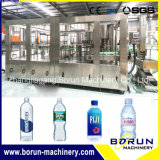 Automatic Small Scale Pet Bottle Pure Water Filling Machine / Bottling Machine