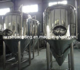 Glycol Jacketed Conical Beer Fermenter