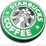 Starbucks Fashionable Silicone Cup Holder