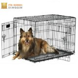 Large Wire Steel Dog Cage