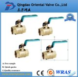 Wholesale High Quality Pneumatic Brass Ball Valvemost Popular for Water
