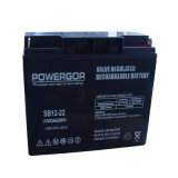 Rechargeable Battery (UPS Battery) GB12-100 for Solar Battery