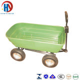 Metal Green Paint Too Cart