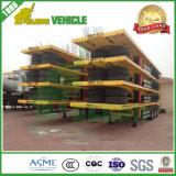 20-53FT Container Transport Platform Truck Semi Trailer Long Vehicle