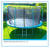 10FT Outdoor Trampoline with Safety Net