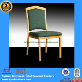 Special Back Hotel Steel Chair for Sale (XYM-L196)