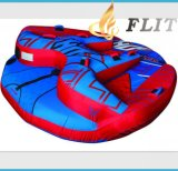 Flit Factory 4 Passengers Water Skiing Tubes Towable Inflatable Boat VA003