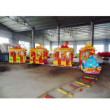 Luxury Elephant Electric Train, Electric Amusement Kids Train (BJ-KY07)